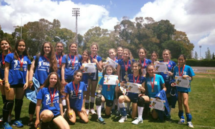 Voleibol agarra troféus nas Olisipíadas