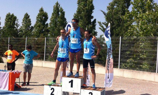 Campeões Regionais de Atletismo Masters