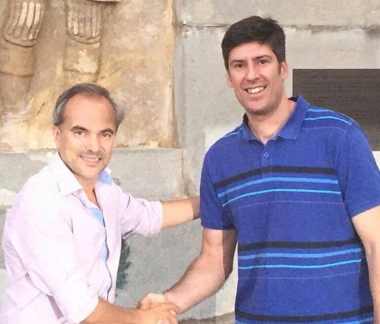Sérgio Ramos assume comando técnico