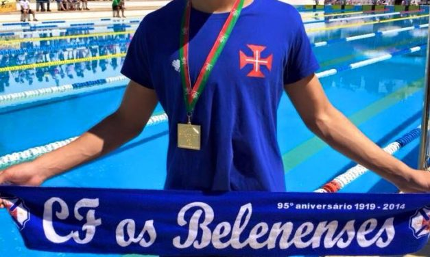 Gonçalo Wanzeller é Campeão Nacional Infantil B