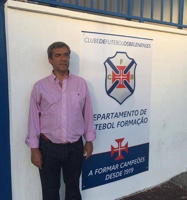 António Nunes dos Santos assume as funções de Team-Manager