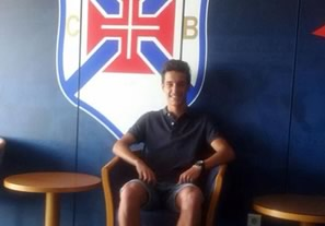 Francisco Sénica é reforço dos Sub-19