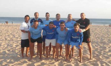 Belenenses vence o GR Amigos da Paz