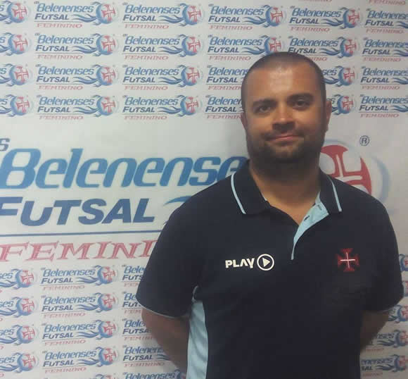 Tiago Galhano no comando técnico