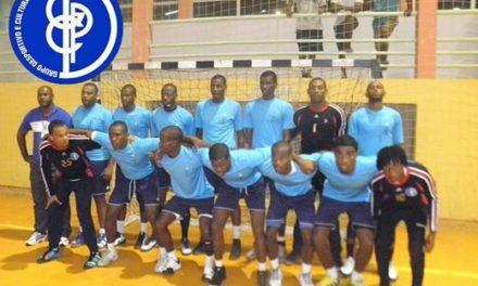 Desportivo da Praia sagra-se Campeão Nacional de Andebol