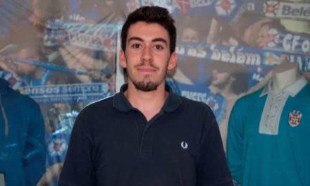 Afonso Brito promovido aos seniores