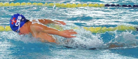 Miguel Cruz supera o Recorde Nacional nos 400L