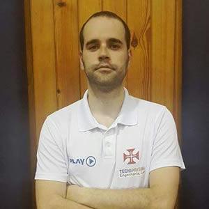 Nuno Antunes no comando dos Juniores
