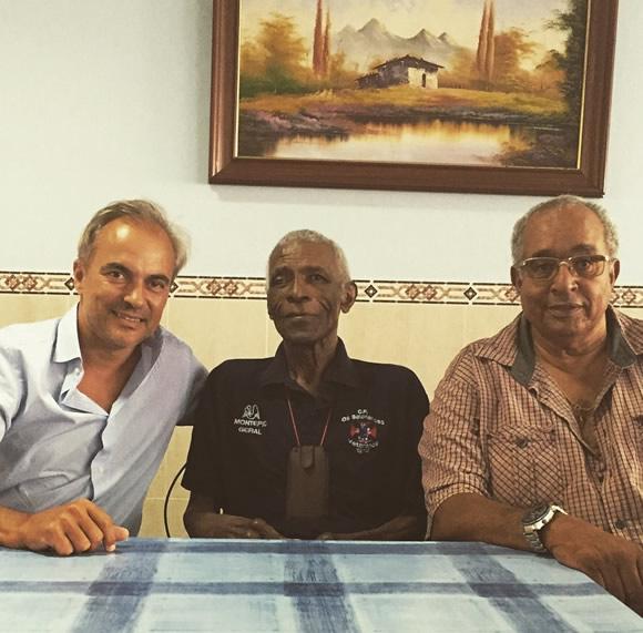 Vicente: actualização do estado de saúde