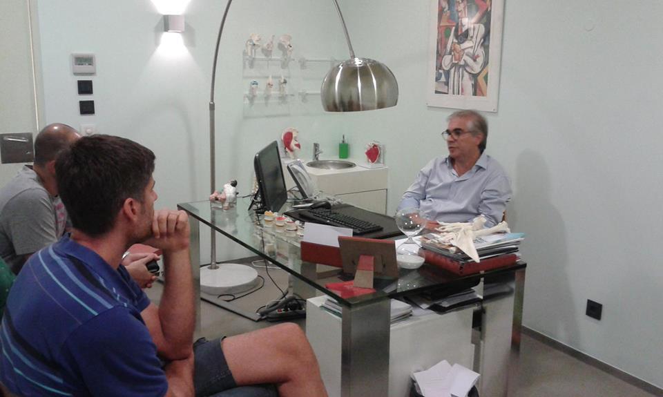 Fisio Roma renova ligação com basquetebol