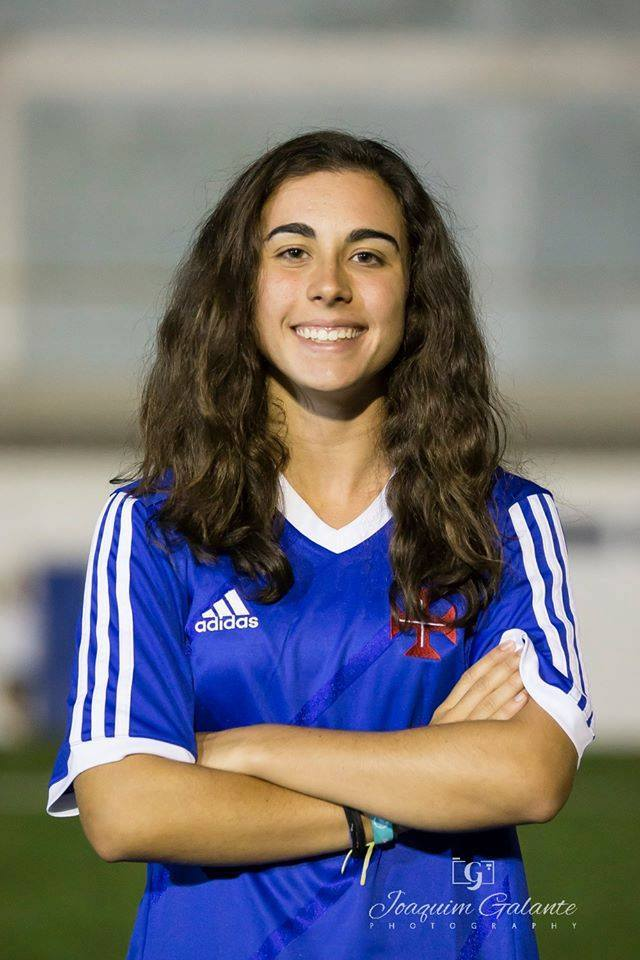Futebol Feminino - Margarida Costa