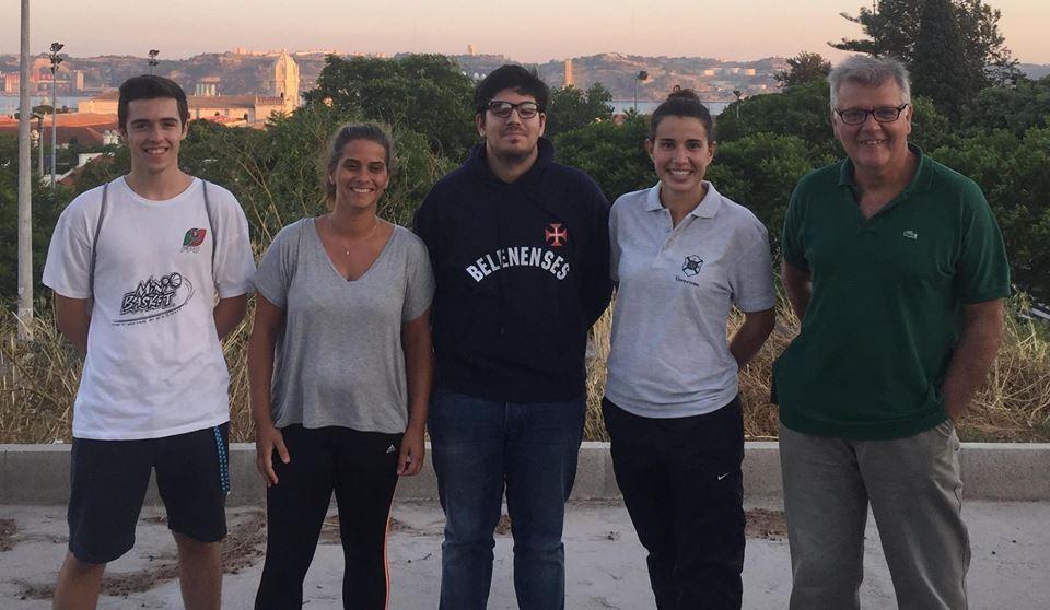 San Payo Araújo continua no comando do Minibasquete