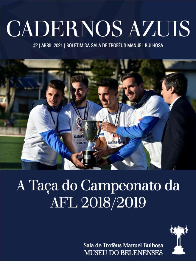 A Taça do Campeonato da AFL 2018/2019
