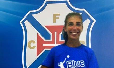 Tatiana Santos reforça o Voleibol