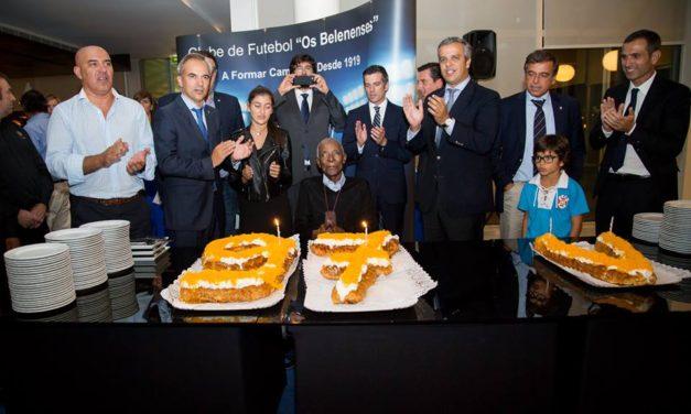 Jantar comemorativo do 97º aniversário do Clube