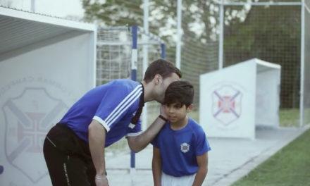 """Escolas de Futebol """"Os Belenenses"""" 2015/16: nós temos o segredo"""