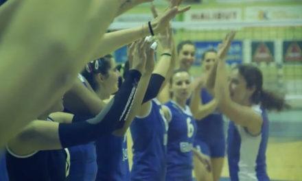 Promo Voleibol – Por ti, Belenenses, seremos Campeãs!