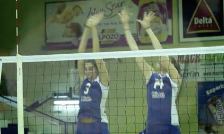Promo Voleibol – Concentração, Perfeição, Ligação, Equipa, Potência, União.