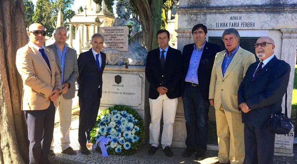 Início das comemorações do 97º Aniversário