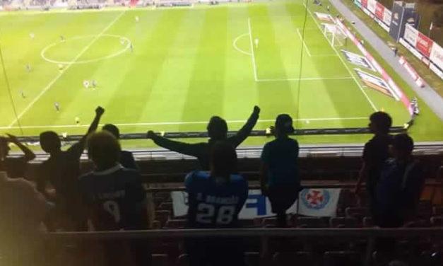 Belenenses perde no Estádio AXA