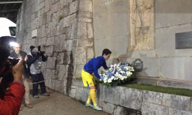 FC Porto cumpre tradição junto de Pepe