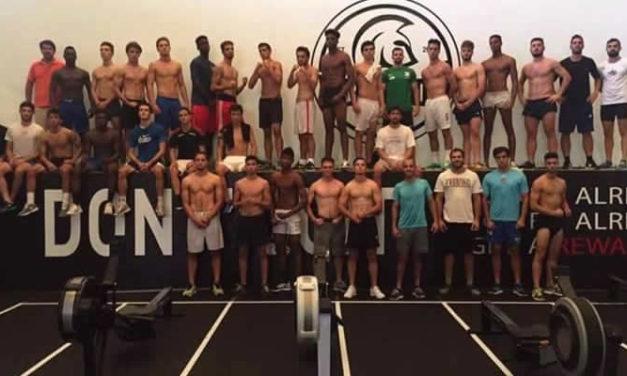 Juniores no CrossFit