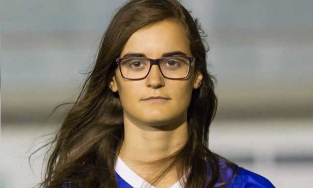 Daniela Bernardes reforça o Futebol Feminino