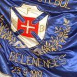 Dudu: Nota de Condolências dos Órgãos Sociais do Belenenses