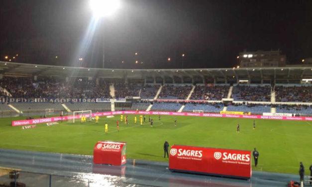 Liga NOS: empate com o FC Porto a saber a pouco