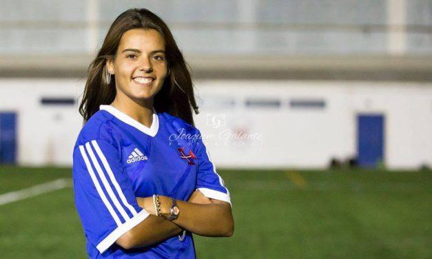 Catarina Carvalho é novo reforço para a próxima época