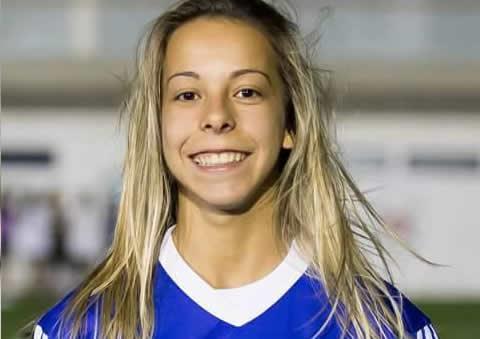 Jéssica Garra assina para a próxima temporada