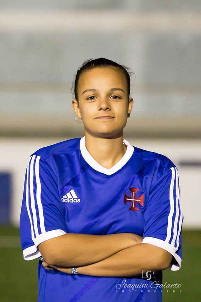 Futebol Feminino - Raquel Bentinho