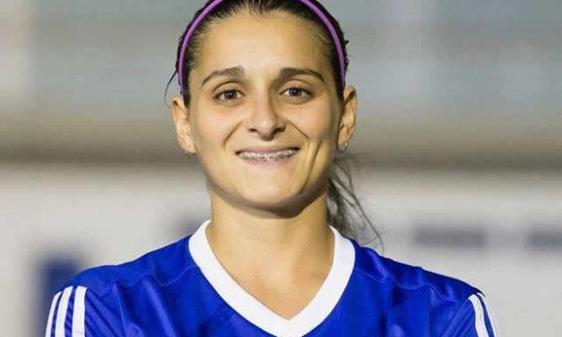 Sónia Castanheira reforça o Futebol Feminino