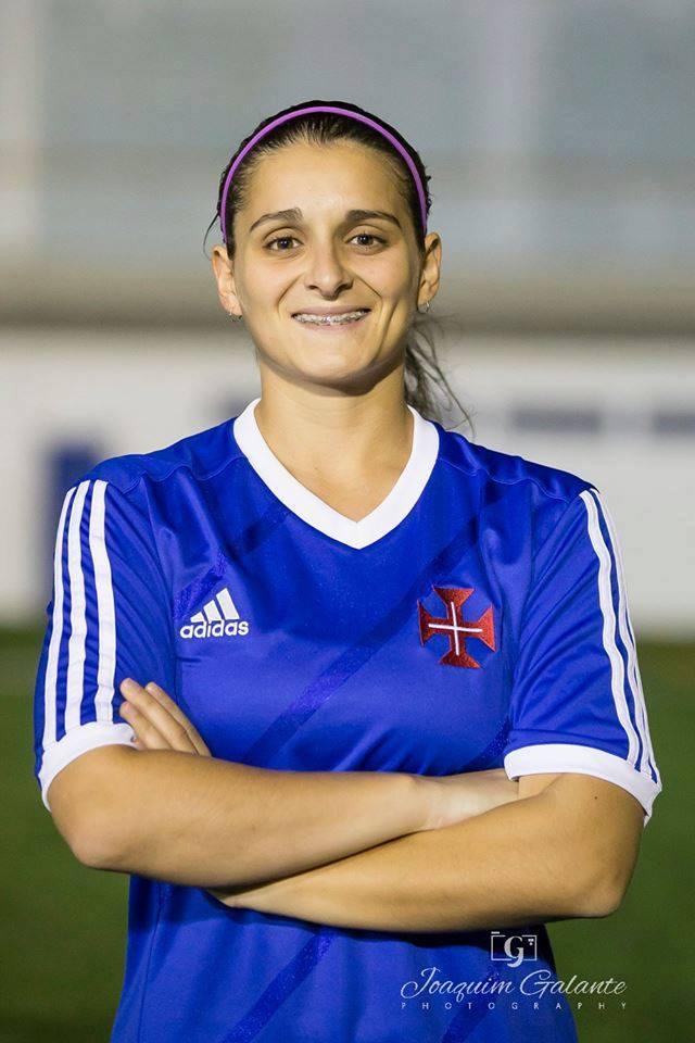 Futebol Feminino - Sónia Castanheira