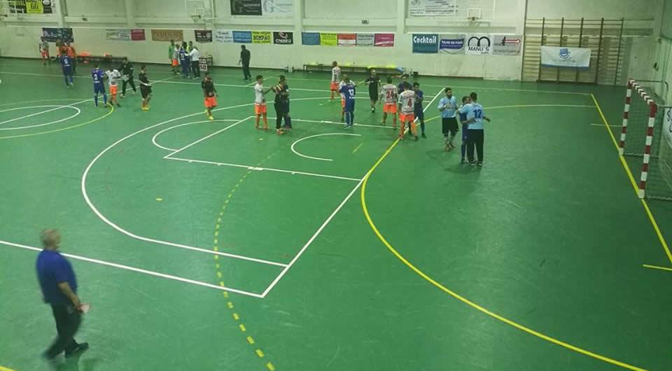 Belenenses soma vitórias na Liga SportZone de Futsal