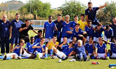 Sub-17: Belenenses empata a 2 no Seixal