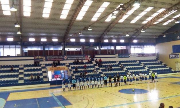 Caminhada vitoriosa no Futsal Juvenil