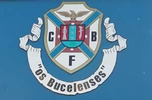Futsal feminino na apresentação d' Os Bucelenses