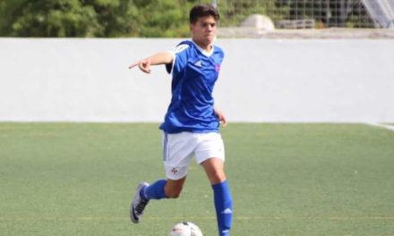 Renato Matos convocado à Selecção Nacional de Sub-15