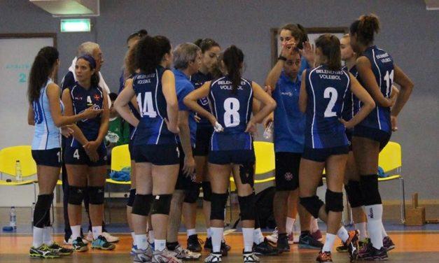 Voleibol: entrada no Campeonato Nacional com deslocação difícil
