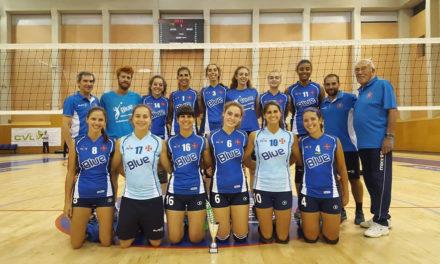 1ª fase do Campeonato fecha com 5º lugar