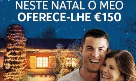 BlueBox: Neste Natal o MEO oferece-lhe 150€