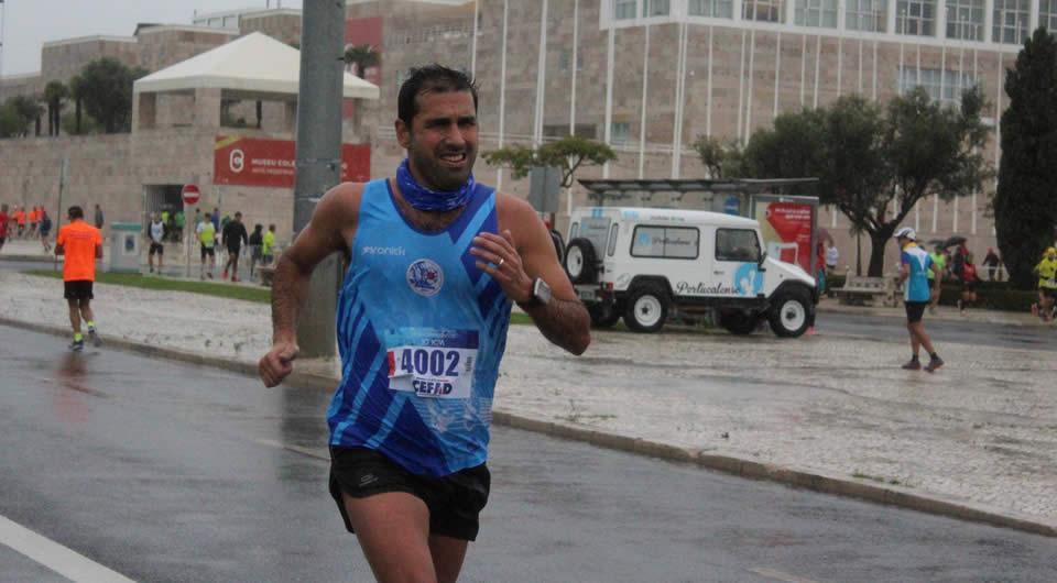 Carlos Freitas vence Maia Maratona dos Descobrimentos