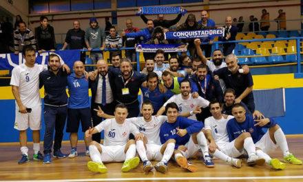 Futsal regressa às vitórias e confirma Taça da Liga