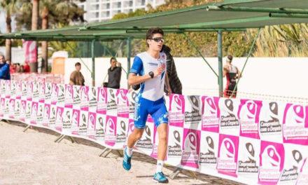 Hugo Silva Pereira é Campeão Nacional de Triatlo Longo Sub-23