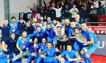 Futsal Azeméis nos quartos-de-final da Final-8 da Taça da Liga