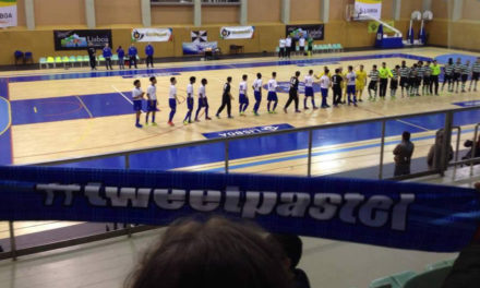 Sub-20 caem na Final