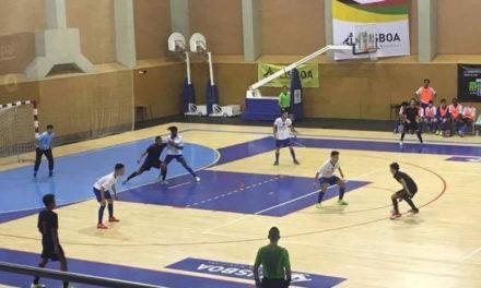 Sub-20 na final da Taça de Honra