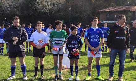Belenenses vence em mais um dia em que o Rugby esteve de parabéns