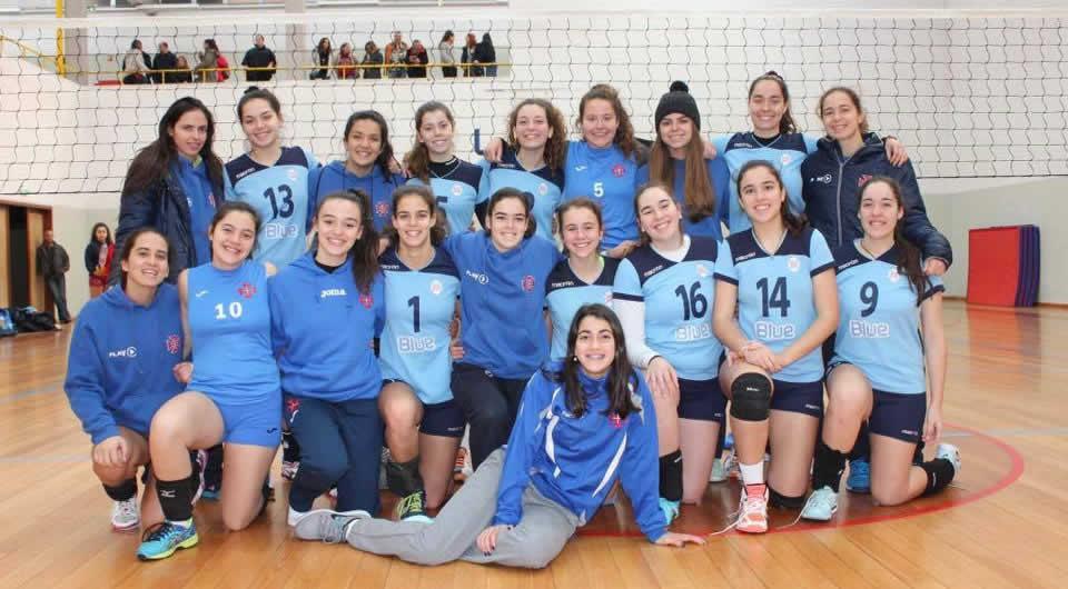 Juniores conquistam Viana Cup 2016